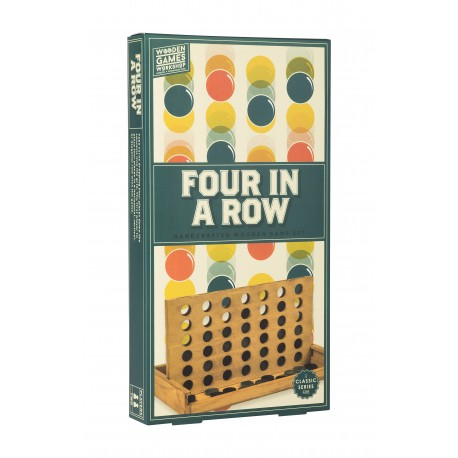 Wooden Games Workshop - Four in a Row