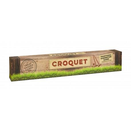 Garden Games - Croquet