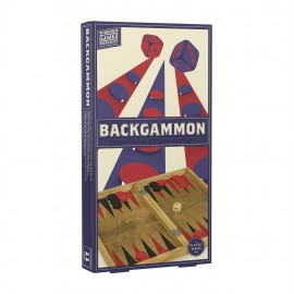 Wooden Games Workshop - Backgammon