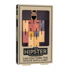Puzzle Gentleman - The Hipster
