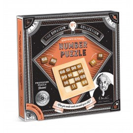 Number Puzzle - The Einstein Collection