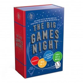 Joc de societate Professor Puzzle - The Big Games Night