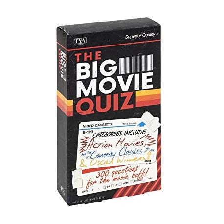Joc The Big Movie Quiz