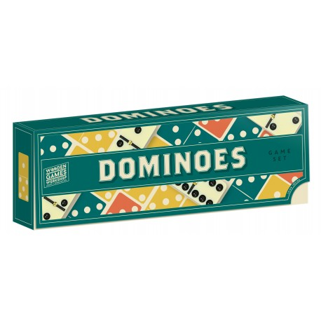 Wooden Games Workshop - Dominoes