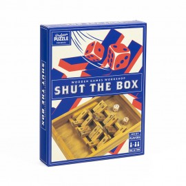 Wooden Games - Shut The Box