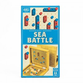 Wooden Games - Sea Battle