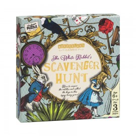 Wonderland Games - The White Rabbit's Scavenger Hunt