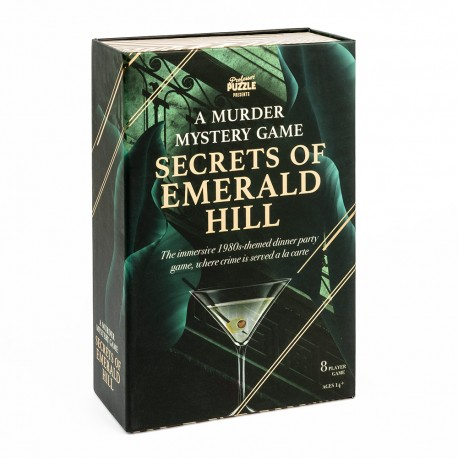 Joc - Mystery Game, Secrets of Emerald Hill