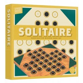 Wooden Games Workshop - Solitaire