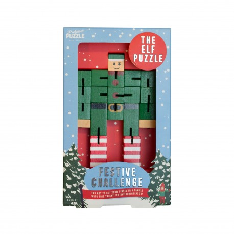 Festive - Elf Puzzleman