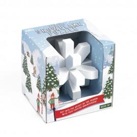 Festive - Snowflake Puzzle