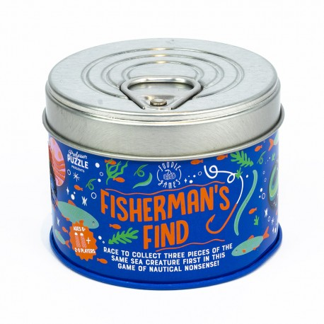 Joc mima, Tin Games, Fisherman's Find