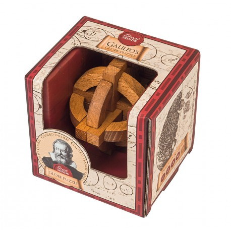Galileo's Globe Puzzle