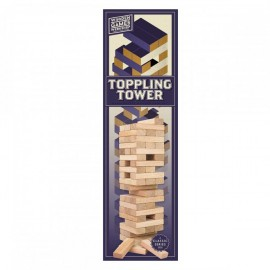 Wooden Games Workshop - Toppling Tower