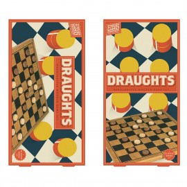 Wooden Games Workshop - Draughts