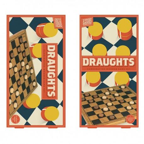 Wooden Games Workshop - Draughts