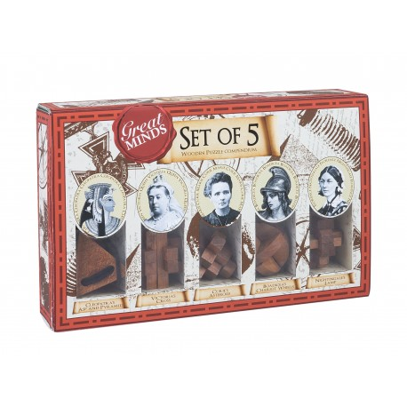 Great Minds Women's set of 5